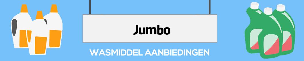 Jumbo wasproducten aanbieding